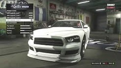 GTA5 - Customizing Franklin's Car