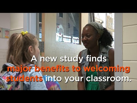 The Benefits of Welcoming Students Daily