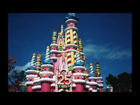 Walt Disney World - The Official Album (1998)