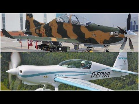 TAI Hürkuş & Extra 330LE Electric aircraft!