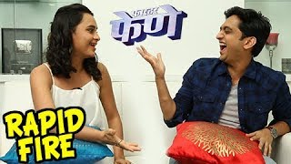 Amey wagh, parna pethe's candid rapid fire | faster fene | riteish deshmukh | zee studios