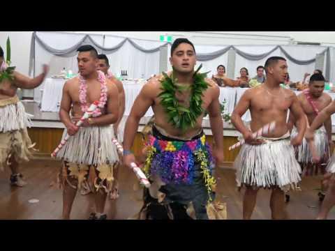 Manly Boys Kailao   Ova & Ula Wedding Celebration Final Dance