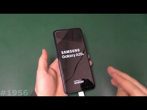 Завис Samsung A10S -A90S