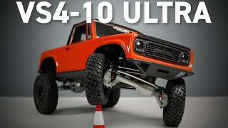 """The Ultra is Here! Vanquish VS4-10 Ultra 1.9"""" RC Trail Truck"""
