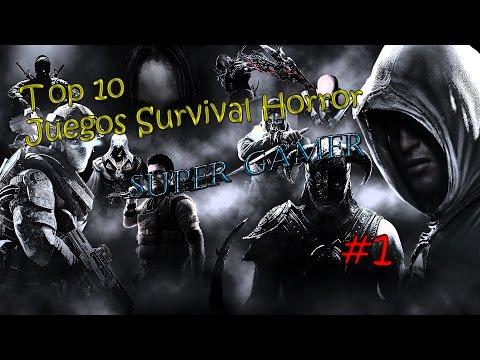 Top 10 Mejores Juegos de Terror / Survival Horror (Parte 1)