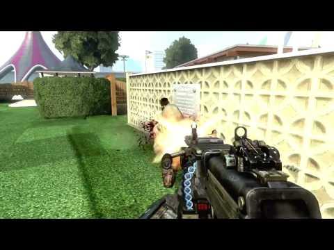 Call Of Duty: Black Ops 2 Nuketown 2025 trailer 3D