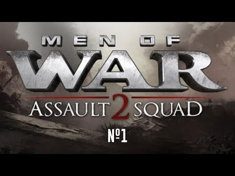Редактор карт Men Of War : Assault Squad 2 #01 [Маппинг]