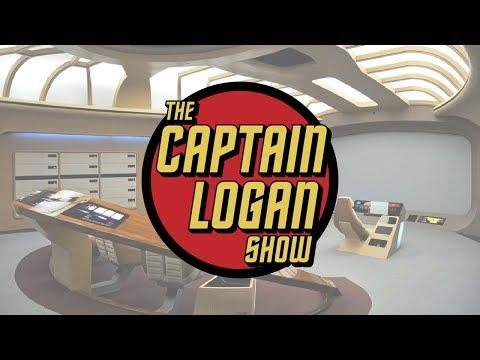 The Captain Logan Show LIVE Episode 10 (Open Forum)