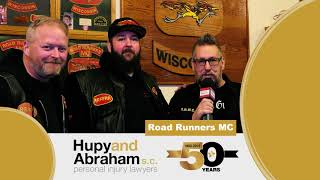 Hupy and Abraham, S.C. Receives 50th Anniversary Messages from Riders