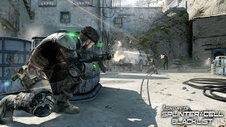Splinter Cell Blacklist - Stealth Kills & Perfectionist Ghost Takedowns