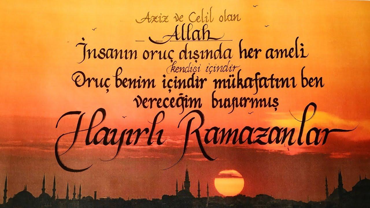 Ramazan Ayı Güzel Sözler Ramazan Mesajları | Kayıp Dualar