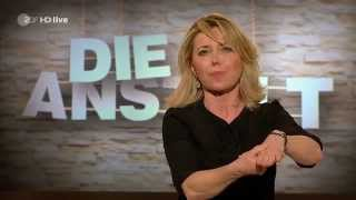 Ich gucke kein Fernsehen mehr! - Simone Solga - Die Anstalt 04.02.2014 - die Bananenrepublik