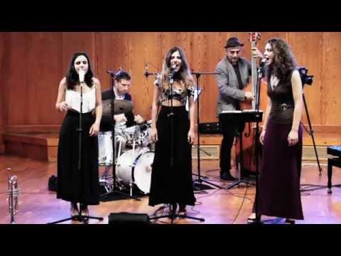 NIGHT AND DAY MAGALI DATZIRA Joan Chamorro presenta la Magia de la veu