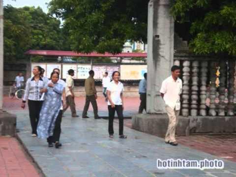 Nhà thờ đá Kim Sơn Ninh Bình.wmv