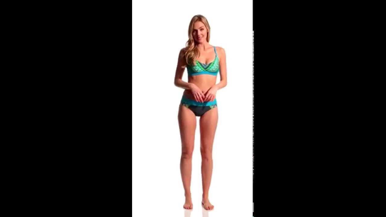 0ce29d7af9 Prana Women's Panama Cyra Sports Bra Bikini Top | SwimOutlet.com ...
