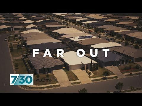 A Growing Number Of Australians Are Moving To The Outer Suburbs | 7.30
