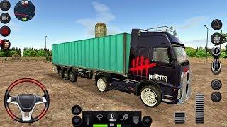 Truck Simulator 2018 Europe #20 - Truck Games Android gameplay
