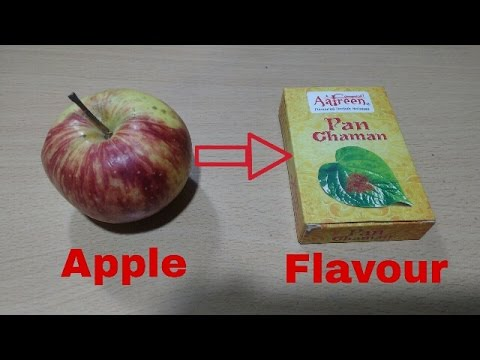How to make Hookah Flavour at Home very easily  Viral Hacks 