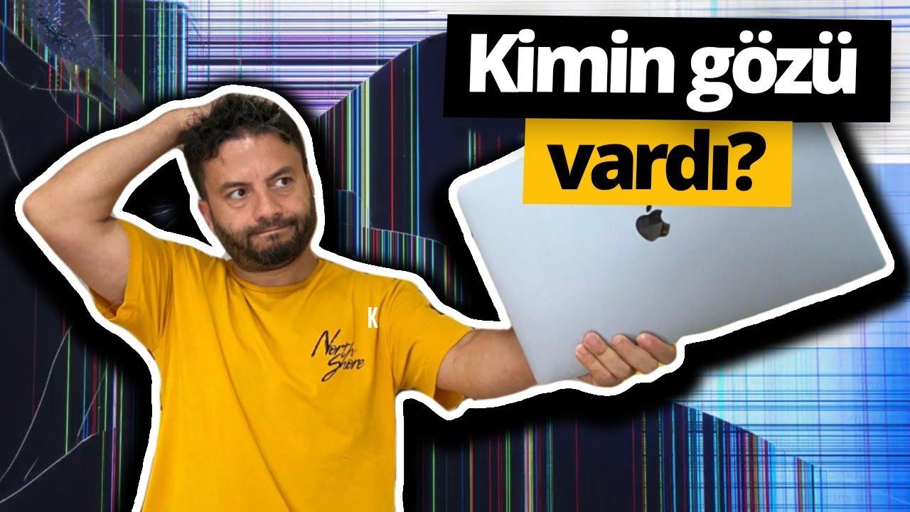 İlk Kez MacBook Kullanan Kerem'in Dramı!
