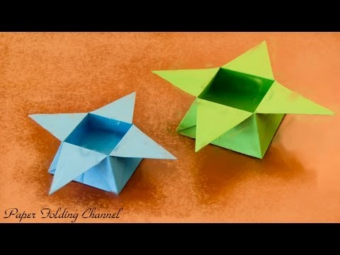 Origami Box - YouTube - photo#7