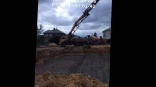 Заливка бетона(Заказать бетон: Сайт - http://corp-beton.ru Тел. - 8(499)390-81-48., 2016-07-15T10:15:32.000Z)