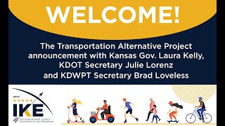 Transportation Alternatives Grant Announcement