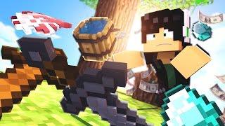 MANNEQUIN CHALLENGE NO SKY WARS - Minecraft Machinima