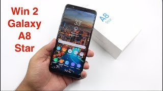 Samsung Galaxy A8 Star Unboxing, Top Features & Giveaway | Win 2 Galaxy A8 Star Smartphones  🎁🎁