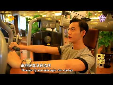 [Vietsub][2014.07.24] My documentary - William Chan
