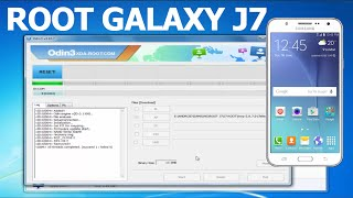 HOW TO ROOT GALAXY J7