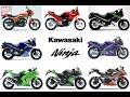 Download Mp3 9 Generasi Kawasaki Ninja 250 Dari Tahun 1983.