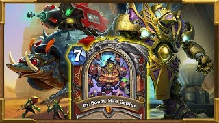 Hearthstone: This Deck Has The Biggest Winrate??? Super Control Warrior | Saviors Of Uldum New Decks