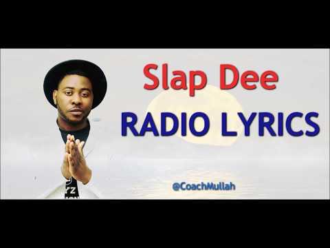 Slap Dee - Radio ( Video Lyrics) Zambian Music
