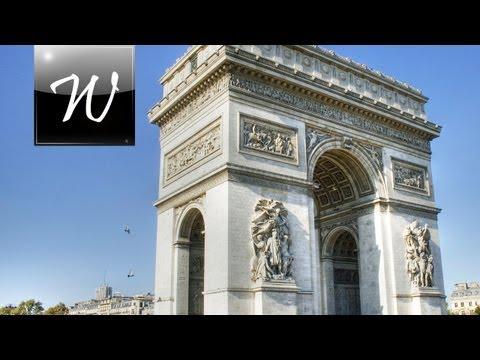 ◄ Arc de Triomphe, Paris [HD] ►