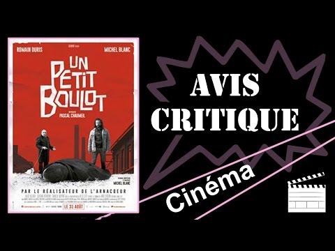 Avis Critique - Un Petit Boulot De Pascal Chaumeil