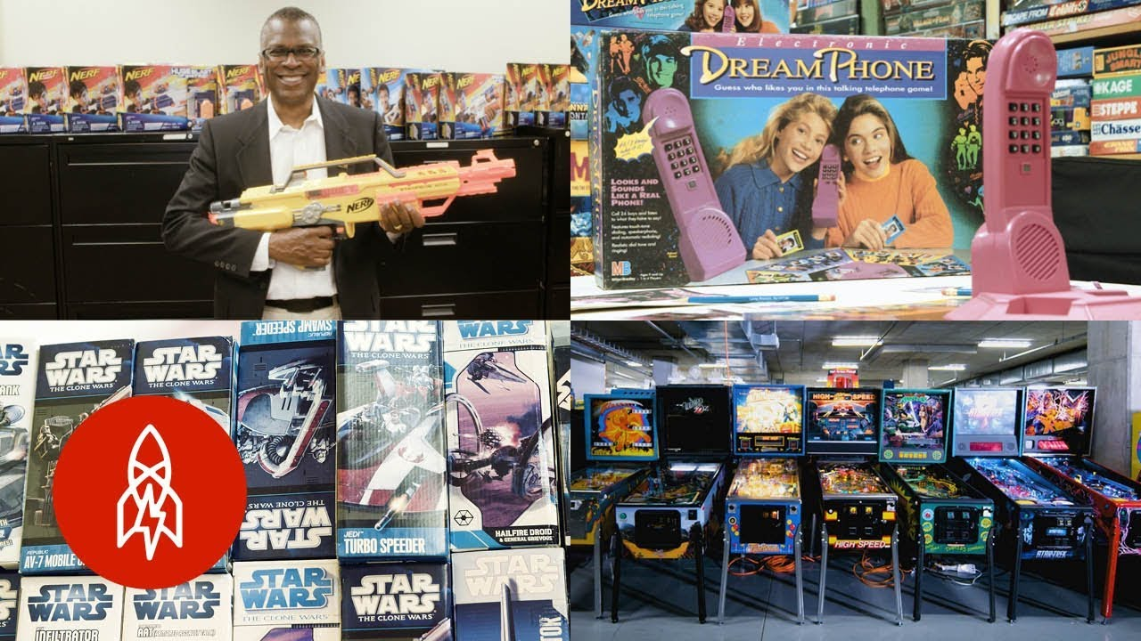 The Masterminds Behind Your Most Beloved Childhood Toys