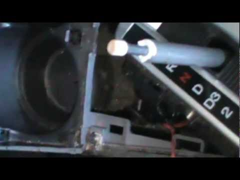 2003 Honda Civic EX replace a shift cable Video 4 - YouTube