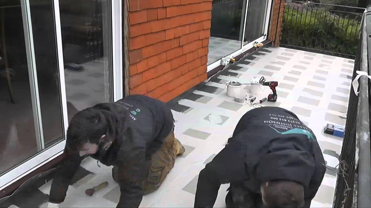 Roof Terrace Refurbishment Liquid Pmma Resin  East Sussex