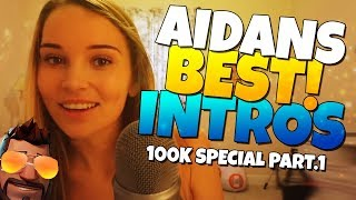 AIDANS BEST INTROS FUNNY MONTAGE!
