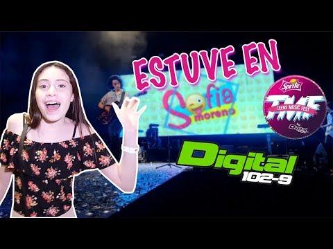 TEENS MUSIC FESTIVAL  Digital 102 9  Sofía Moreno