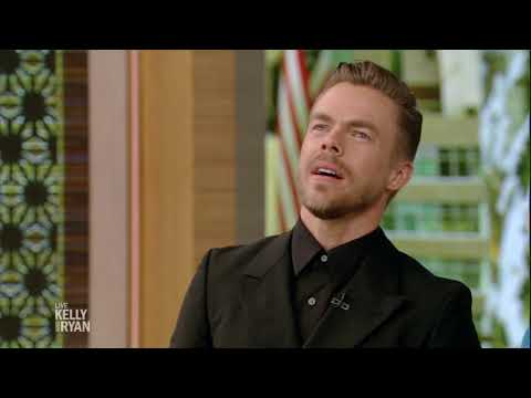 Derek Hough Talks about One of His Favorite