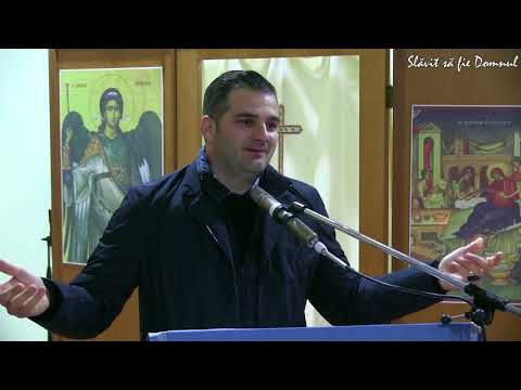 """Fr. Viorel Seria - """"Despre Post"""" / Roma, 18.02.2018"""