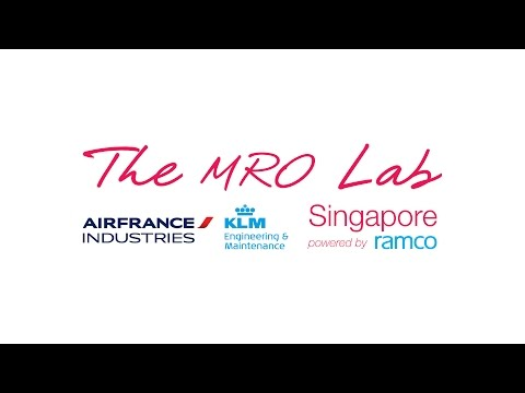 The MRO Lab Singapore - AFI KLM E&M and Ramco