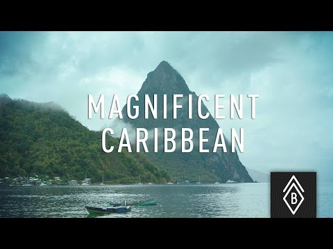 We're back - Here's a tease of Martinique and St. Lucia!