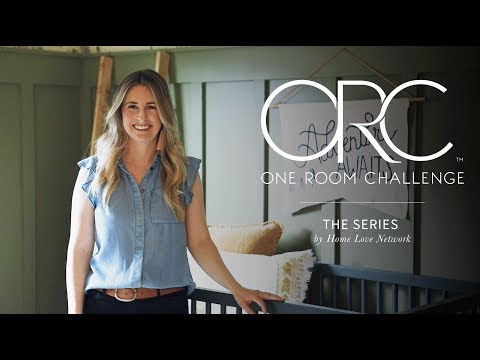 One Room Challenge S1E3: Kaitlyn Beebout