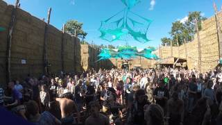 OxiDaksi @ Psy-Fi Festival 2015 Netherlands