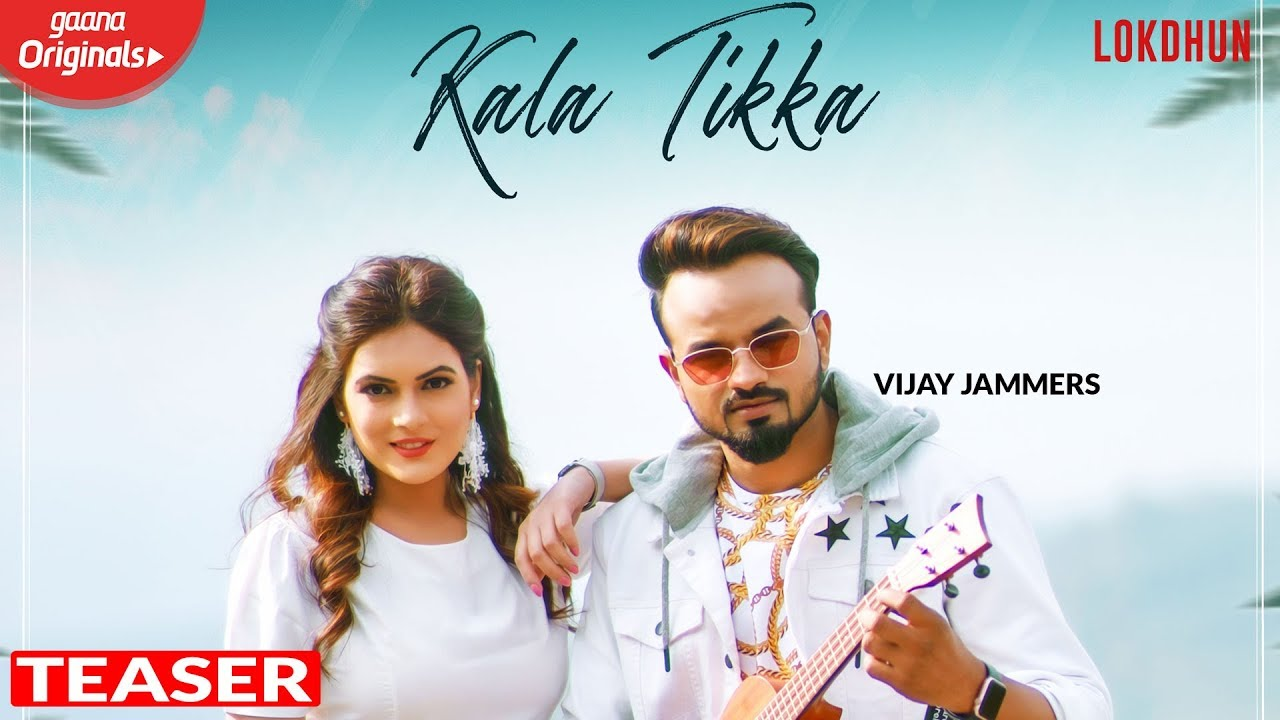 Kala Tikka : Vijay Jammers ( Teaser ) | Isha Gupta | New Hindi Songs 2019