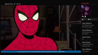 SPIDERMAN PS4 NEW GAME +