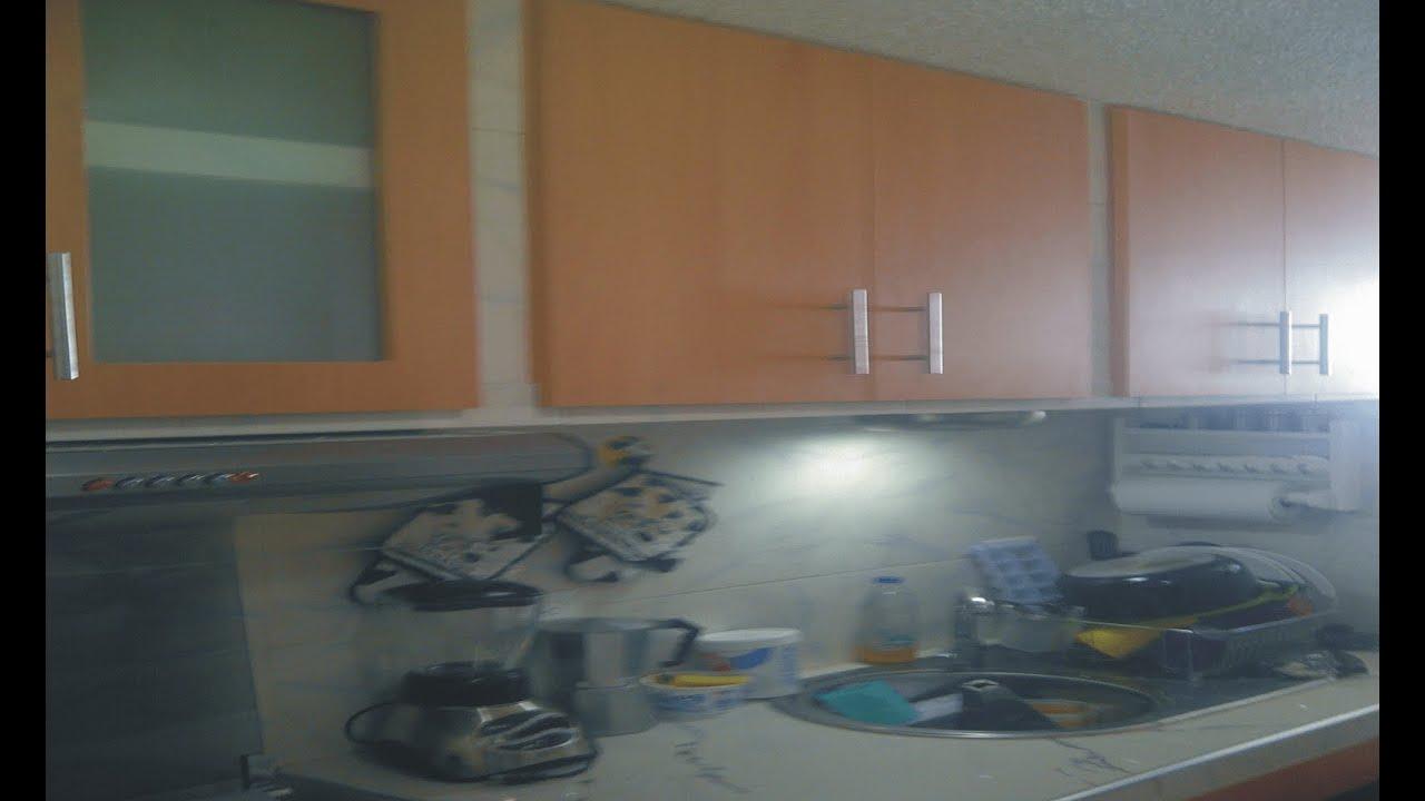 Cocinas empotradas cocinas modernas minimalista - Youtube cocinas modernas ...