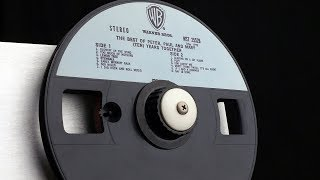 """Peter, Paul and Mary: """"Too Much of Nothing"""" Open Reel Tape"""